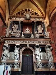 Tomb of Giovanni Pesaro - Venice, Italy (ashabot) Tags: venice