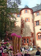 Büdinger Landpartie - Schlosshof