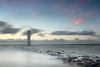 Perch Rock 18.8.17 (GOLDENORFE) Tags: perchrock longexposure littlestopper sea lighthouse 5dsr sunset