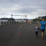 George's first full parkrun