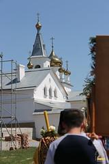 78. Крестный ход в скит святителя Иоанна Шанхайского