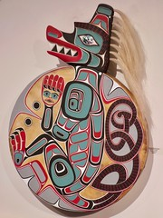 Bill Reid Gallery of Northwest Coast Art (Mariko Ishikawa) Tags: canada britishcolumbia vancouver museum art gallery firstnations heritage history sculpture