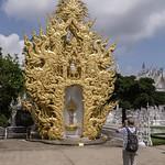 Templo Blanco, Chiang Rai, Tailandia thumbnail