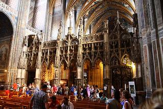 Kathedraal Sainte-Cécile, Albi, France