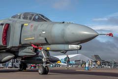 McDonnell Douglas F-4E Phantom II (Manx John) Tags: hellenicairforcemcdonnelldouglasf4ephantomii01508 kempsford england unitedkingdom gb hellenic air force mcdonnell douglas f4e phantom ii 01508 cn 4470