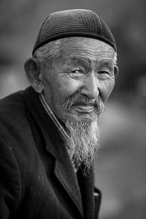 Kirghizistan: portrait.