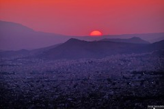 urban saturation! (George Spanoudakiss) Tags: fuji fujifilm fujixt2 fujiholic fujilove fujixseries fujinon fujicamera fujimadness fujiphotos fujix xt2 sky sun sunset scenery athens greece city orange