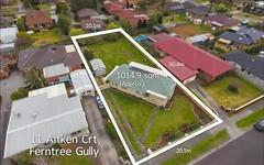 11 Aitken Court, Ferntree Gully VIC