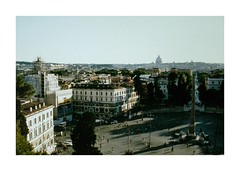 (idasalminen) Tags: rome italy terrazzadelpincio piazzadelpopolo film filmphotography fujisuperia200 canoneos500n
