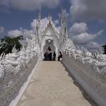 Templo Blanco (Wat Rong Khun), Chiang Rai, Tailandia thumbnail