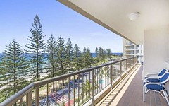 25/190 Marine Parade, Rainbow Bay Qld