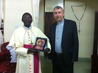 Visita a Dodoma (Tanzania) del Vescovo Monsignor Giusti