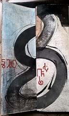 Calligraphie. Brâhmî.(3).