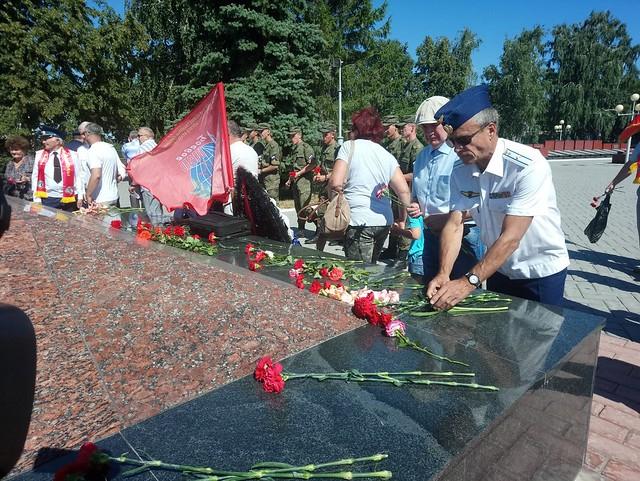 НаДону отмечают День Воздушного Флота РФ