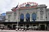 Denver Union Station (J-Fish) Tags: unionstation trainstation crawfordhotel flag train denver colorado d300s 1685mmvr 1685mmf3556gvr