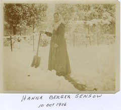 Calvin Koontz collection - 41 - Hannah [Berger] Sensow