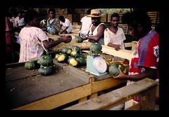 In Port Vila = ポート・ビラにて