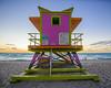 Eden Roc LGT-1 (mteckes) Tags: nikon d800e 1635f4 miami miamibeach lifeguardtower beach