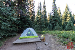 Manning-20170818-012320-2 (28th Vancouver Scout Group) Tags: 28thkitsilanoscouts bc backcountry backpacking beautifulbritishcolumbia canada explorebc heathertrail mectent manningpark scoutscanada venturers volt3tent wilderness hiking naturesbeauty tent britishcolumbia ca