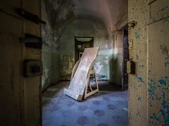 Manicomio de R - Abandoned Psychiatric Hospital