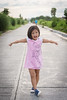 Mabuhay (hayvlad) Tags: kirsten bokeh fun child portrait open kid arms street welcome gutter a6000 mabuhay wide eye