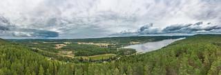 Skulerudvann Panorama