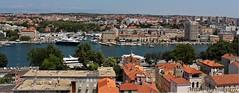Zadar (mdunisk) Tags: zadar grad mjesto svdonat more mdunisk ljeto luka panorama žumberak liburnskaobala brod čamac