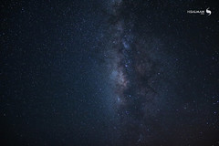 Just Milky way (hisalman) Tags: milkyway stars galaxy sky night dark longexposure canon 70d