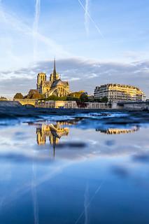 Paris, Notre-Dame - l'inusable classique
