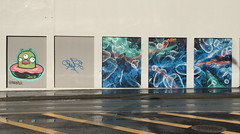 Barnslig and Teg (svennevenn) Tags: barnslig teg graffiti gatekunst streetart bergen