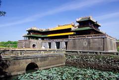 Vietnam-Hue:The Citadel and the Forbidden City I. (roxykon) Tags: vietnam indochina seasia hue buddhism pentaxk5 tamron18250mm