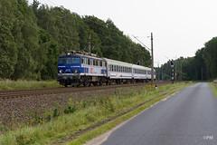 EP07-1053 (paw-mor) Tags: podłoziny e20 d293 train trainspotting rail railway railroad poland wielkopolskie pkp pkpintercity tlk intercity ep07 ep071053 pafawag