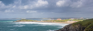 Newquays Fistral Beach