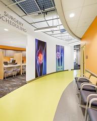 Sports Medicine of Chesapeake_Digiclad01 (Altro USA) Tags: healthcare lobby altrowhiterockdigiclad wallpanels sportsmedicine