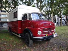 Mercedes (Jack 1954) Tags: camion mercedes truck ancêtre classiccar