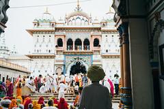 Janaki Mandir (richardhwc) Tags: sony ilce7 janakpur nepal voigtlander ultron 35mmf17 vm