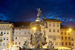 2017-07-09 at 22-02-45 (andreyshagin) Tags: trento italy architecture shagin andrey summer nikon daylight d750 trip travel town tradition low lowlight night