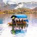 Pletna boat in Bled