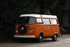 1976 Volkswagen Transporter Westfalia (T2) (rvandermaar) Tags: 1976 volkswagen transporter westfalia t2 volkswagentransporter vwtransporter vwt2 volkswagent2 sidecode3 31jv33 vw