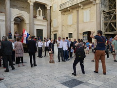 Marriage at Diocletian palace, Split!