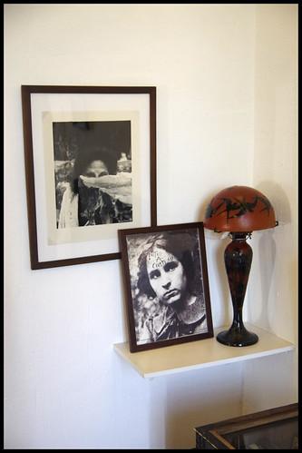 Casa Museu Castell Gala Dalí-Púbol-5 Biblioteca (4)