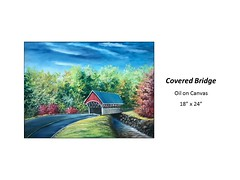 """Covered Bridge • <a style=""""font-size:0.8em;"""" href=""""https://www.flickr.com/photos/124378531@N04/37188252915/"""" target=""""_blank"""">View on Flickr</a>"""