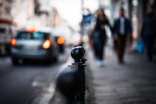Sidewalk stories: 8 Ball