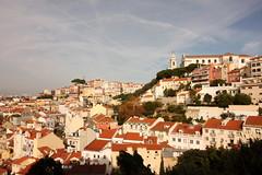Lizbona widok