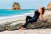 Fotos en la playa Los Frailes