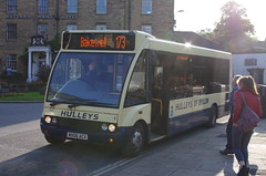 IMGP4540 (Steve Guess) Tags: derbyshire peak district england gb uk bus hulleys optare solo bakewell