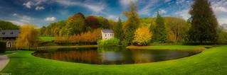 landscape Annevoie