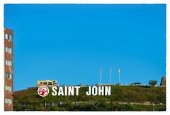 SAINT JOHN (Timothy Valentine) Tags: 2017 clichésaturday 0817 sky squircling sign vacation saintjohn newbrunswick canada ca