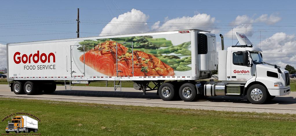 Gordon Food Service Logistics