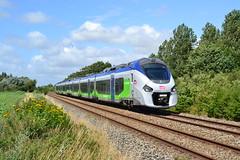 🇫🇷 SNCF Régiolis B 84529 te Flandré
